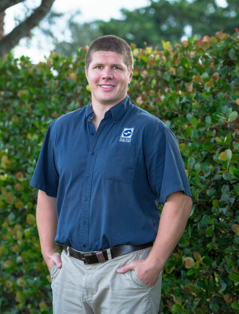 Dr. Ryan Lukens Palm Beach Equine Clinic