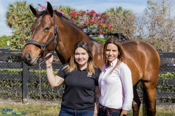 Palm Beach Equine Clinic Yessica Arrua