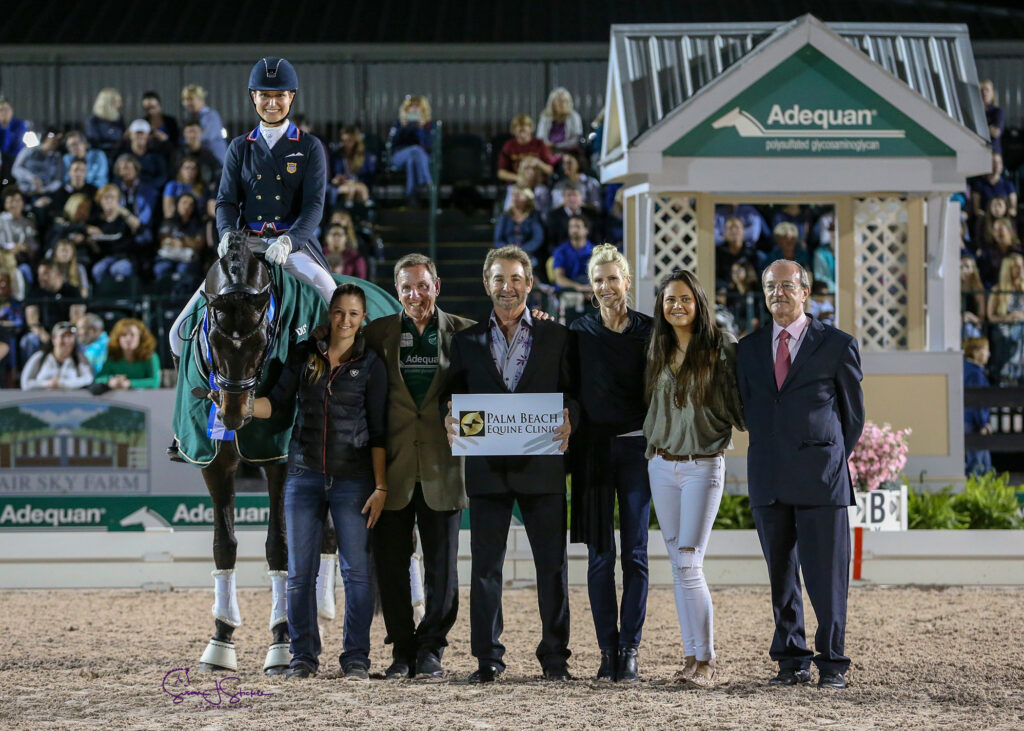 Palm Beach Equine Clinic continues dedication as Official Veterinarians of 2020 Winter Equestrian Festival and Global Dressage Festival.