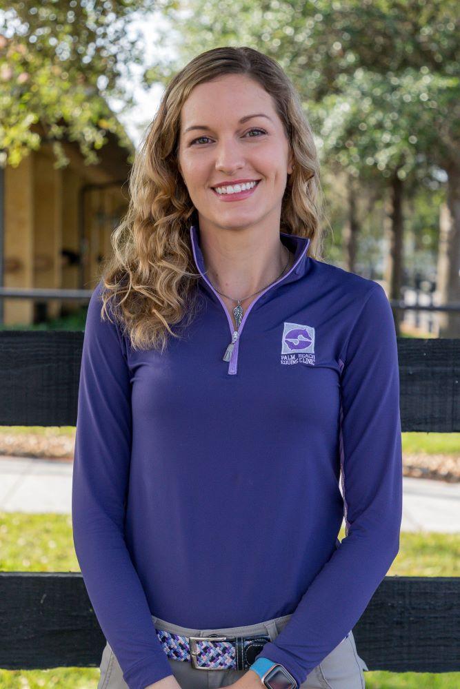 Marilyn Connor Palm Beach Equine Clinic Veterinarian