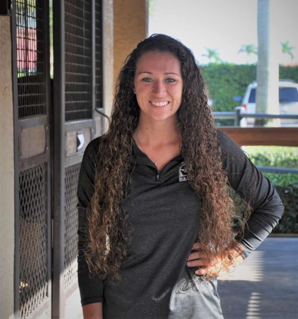 palm beach equine clinic hospital manager holly jacobs hall