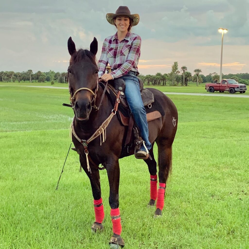 Holly Jacobs Palm Beach Equine Clinic Hospital Manager